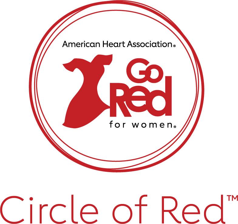 Circle of Red Logo